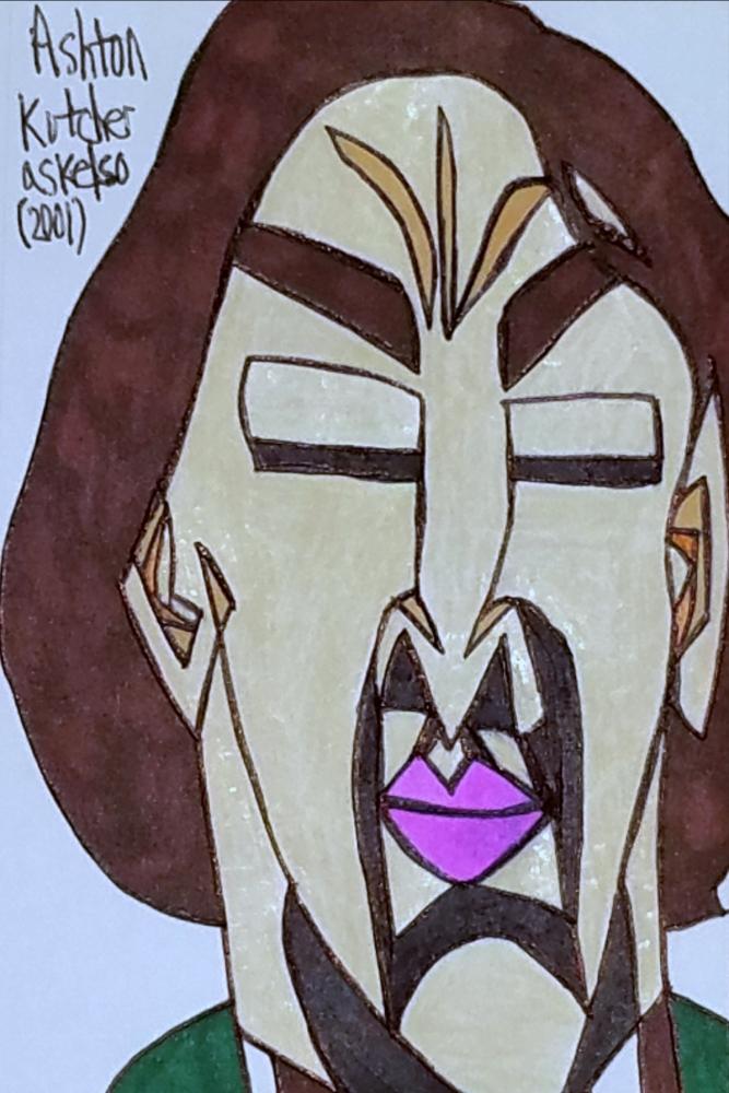 Ashton Kutcher par armattock